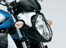 Suzuki SFV 650 Gladius head