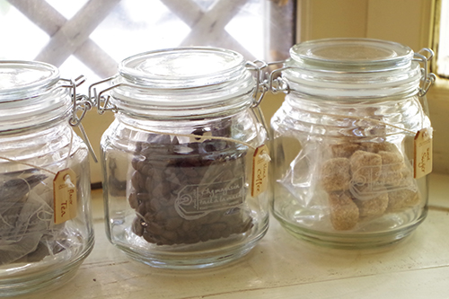 ハンドメイドな福袋*限定デザインガラス製保存瓶