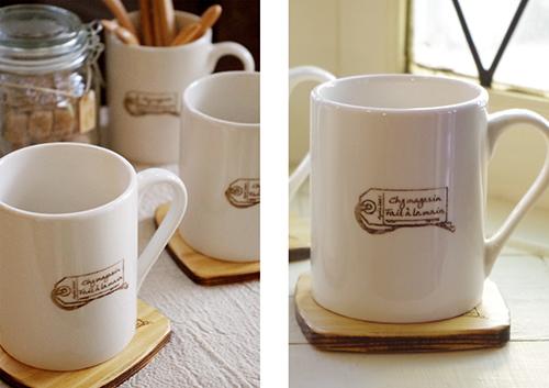 ハンドメイドな福袋*限定デザインマグカップ