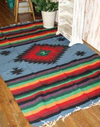 chimayo style mat