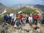 13 山頂で記念撮影