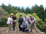 07本仁田山山頂(スカイツリーまで見えたが写ってない?)