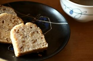 20100905 生姜お米ケーキ