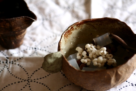20100907 豆かんハト麦入り (2)