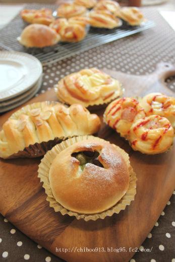 4種のパン1