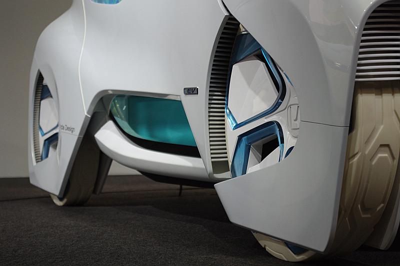 ホンダも電気自動車