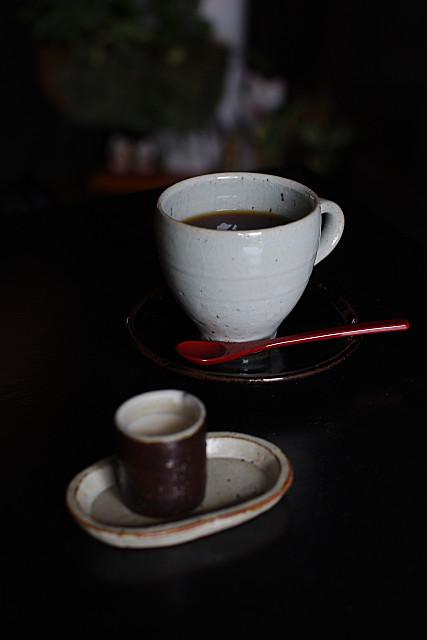 オリジナルのコーヒー