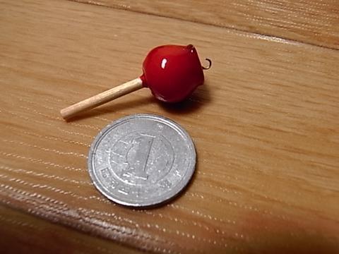 りんごあめ*2