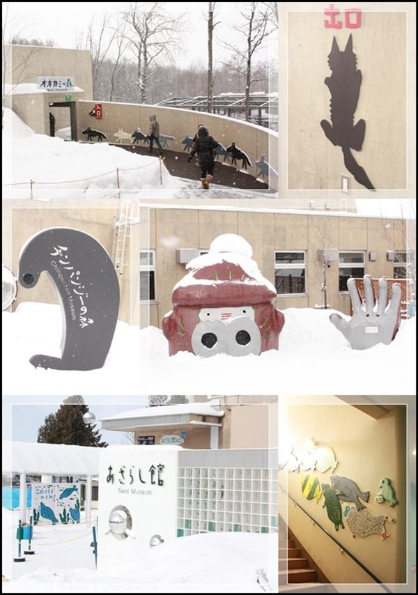 チワワ☆マル&エルモ-動物園