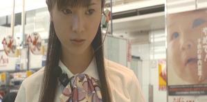 パチンコ店に勤めている頃の石田の娘・裕美