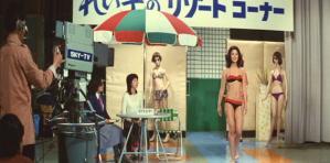 テレビ番組で水着で出てくるれい子