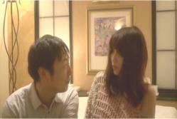 初めて会った男とホテルで迫られる和希