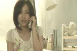 電話でいっぱい話しているから、そんな感じないけど