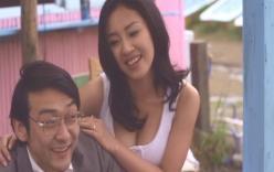 夫にキスして照れるぼよよん妻・圭子