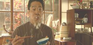 ご飯を噴出す鈴木オート
