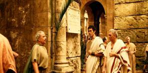 当たり前だ。ローマは世界一、風呂を愛している国なんだからな