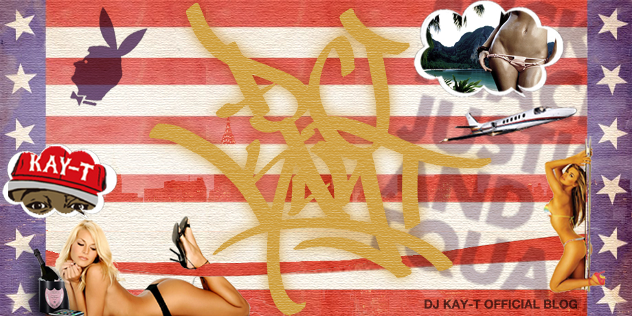 DJ KAY-T officialblog