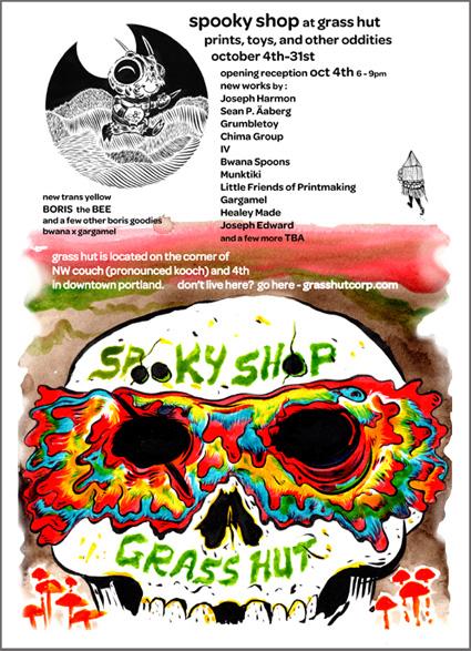 spooky shop