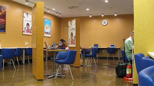 Narita Broadband Cafe2