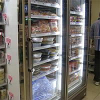 冷凍庫内も
