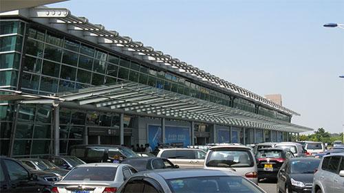 深セン国際空港1