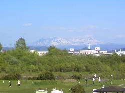 大雪山も夏に向かって