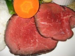 お肉が赤い(^^)V