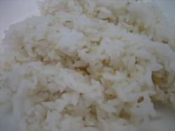 雑穀が入ったライス(*^_^*)
