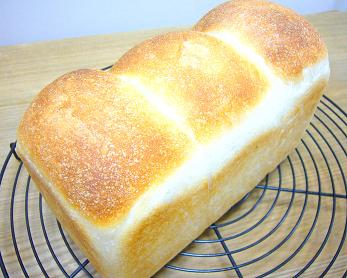 ホシノ酵母の山食パン