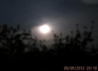 閏3月の満月