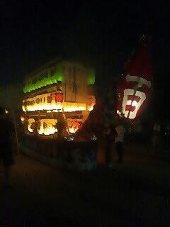 長崎の精霊船