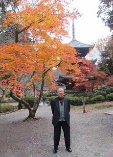 三井寺の五重塔