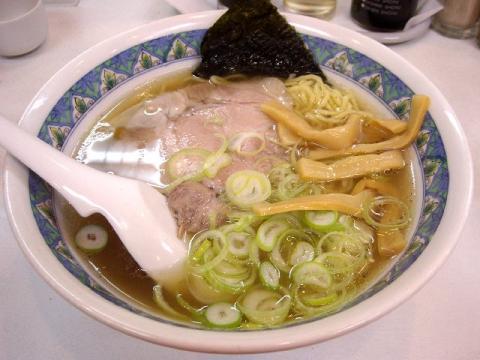 めん丸曳舟店・H23・3 ラーメン