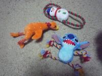 おもちゃ達