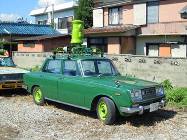 カテキン堂(車