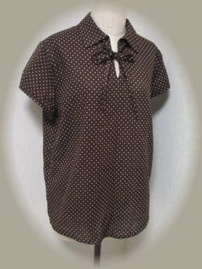 ガーゼのシャツ