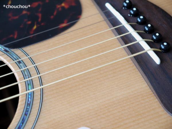 ギター 弦 after