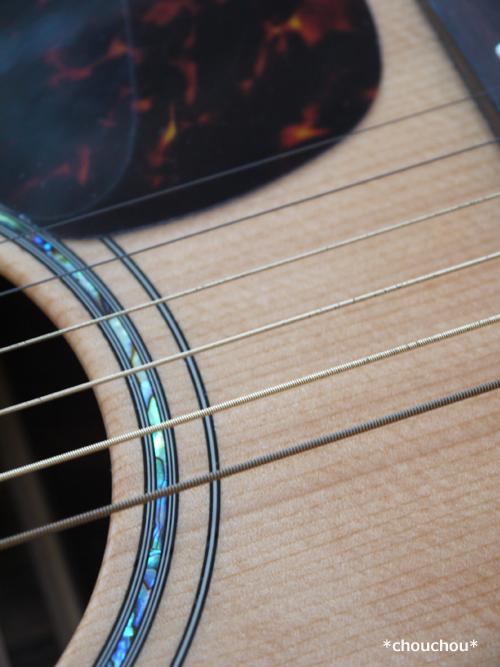 ギター 弦 before