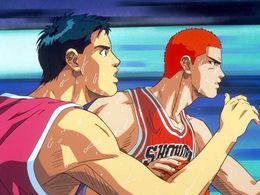 スラムダンク【劇場版】~吠えろバスケットマン魂!!花道と流川の熱き夏~
