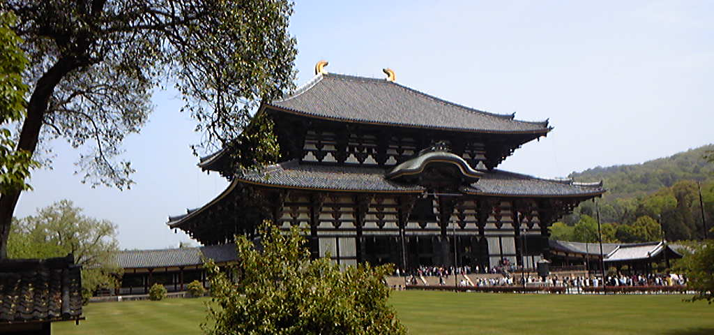 東大寺外観