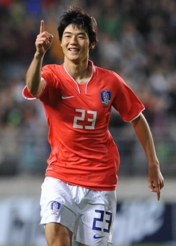 キソンヨン選手
