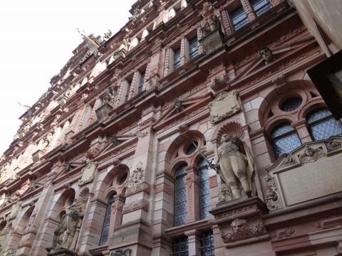Heidelberg城2