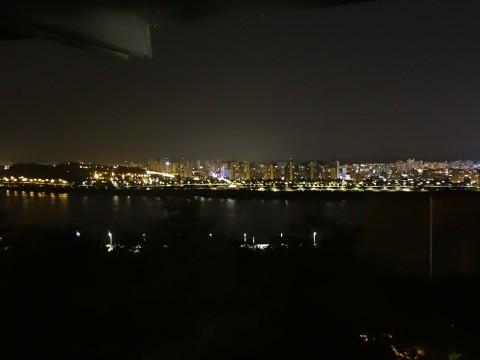 シェラトンからの夜景