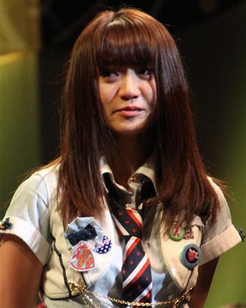 大島優子嬢