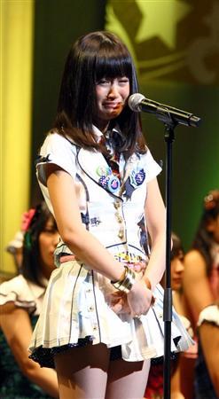 前田敦子嬢
