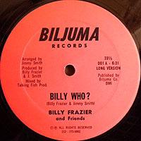 BillyFrazerブログ