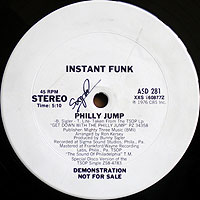 InstantFunk-Phillyブログ