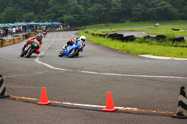 白糸レース6