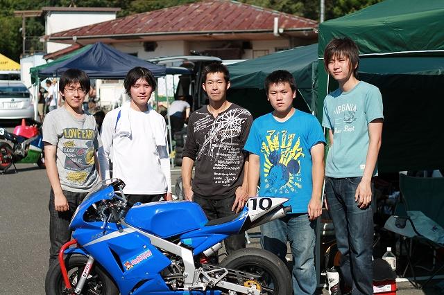 耐久レース61