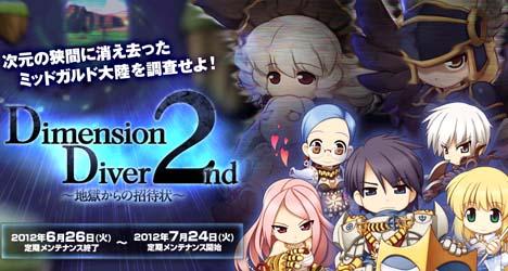 DimensionDiver2nd
